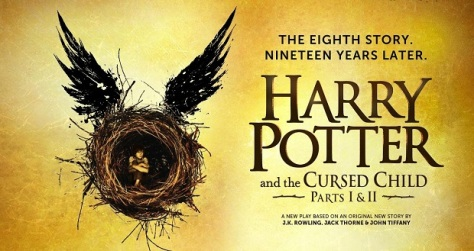 Official Cursed Child Artwork ( Image: Harrypotterplay.com)
