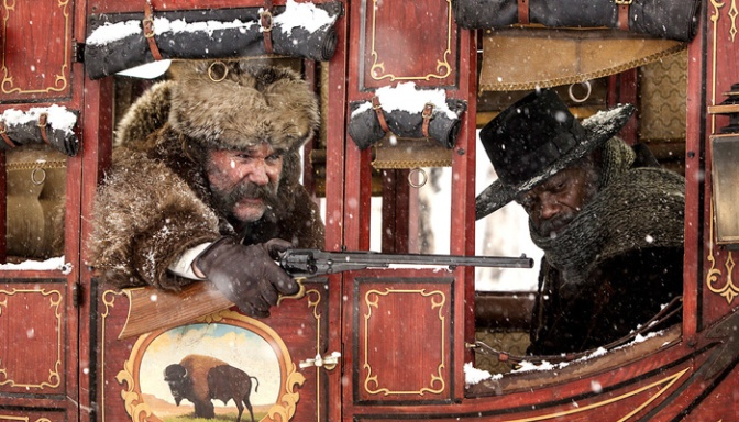 The Hateful Eight Gets A Brand New Blood-Soaked Theatrical Trailer