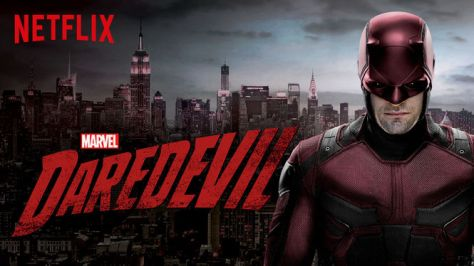 Iron Fist - Daredevil