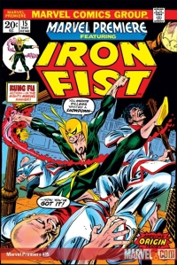 Iron Fist - First Appearance