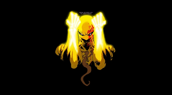 Iron Fist: Marvel's Final Netflix Defender