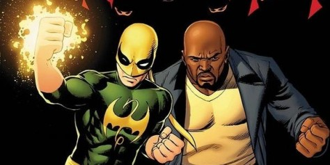 Iron Fist - Power Man and Iron Fist