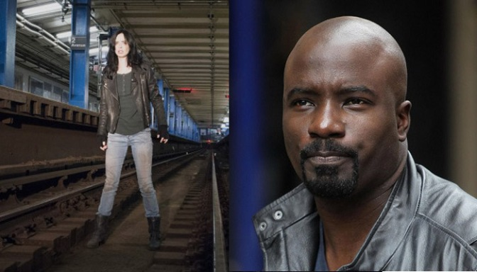 Final Jessica Jones Trailer, First Luke Cage Teaser for Marvel's NetFlix Lineup