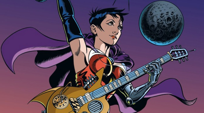 Storytellers: 10 Musicians Who Crossed Over To Comics