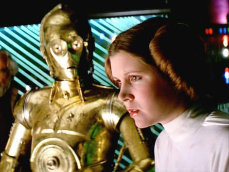 Leia A New Hope