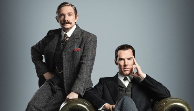 Sherlock and The Abominable Bride; New Promo Shots Show Us the Mysterious Bride