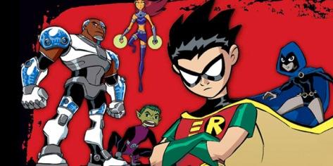 Super Saturdays - Teen Titans
