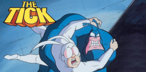 Super Saturdays - The Tick