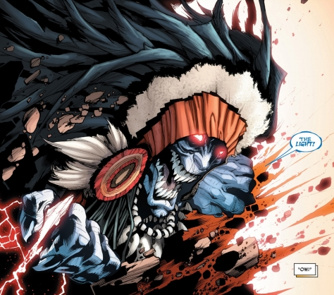 The Adversary from Cable and X-Force