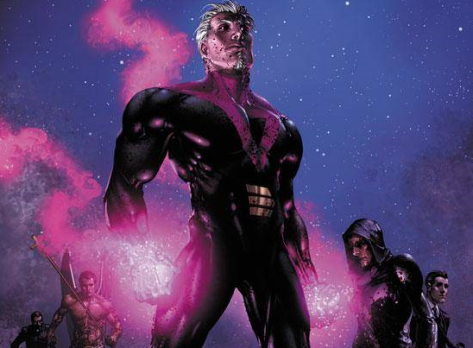 X-Men Zero Tolerance - Bastion