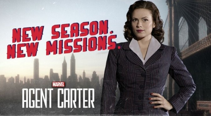Agent Carter Takes On Hollywood, Faces New Villains
