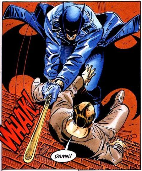 Bat of Gotham - Elliot Ness 2