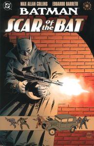 Bat of Gotham - Elliot Ness