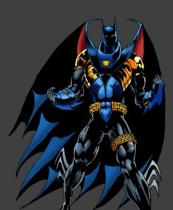 Bat of Gotham - Jean Paul Valley 2