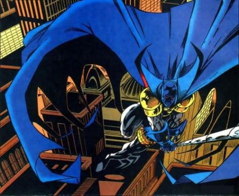 Bat of Gotham - Jean Paul Valley