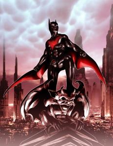 Bat of Gotham - Terry McGinnis