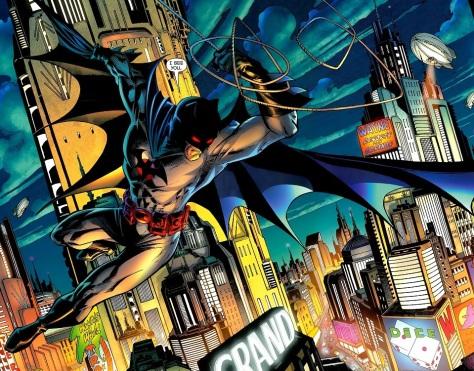 Bat of Gotham - Thomas Wayne