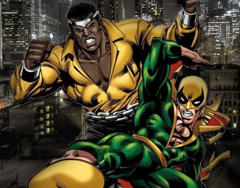 Best Buds - Power Man and Iron Fist