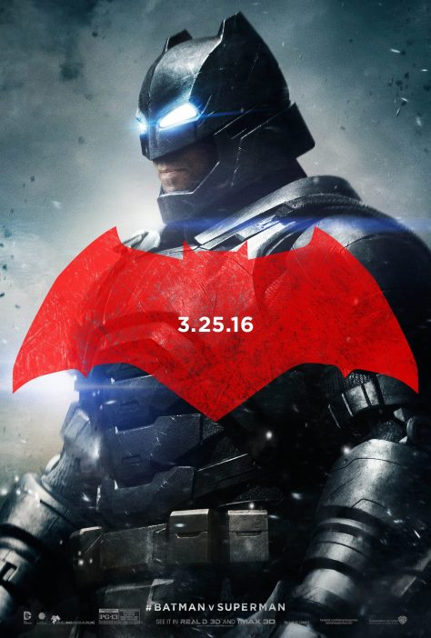 BvS Posters - Batman