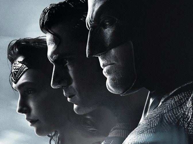 New Batman v Superman Character Posters Showcase DC's Trinity!