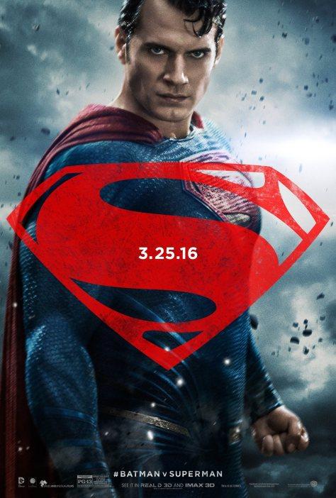 BvS Posters - Superman