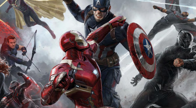 Captain America: Civil War Concept Art Reveals Matchups; Plus International Trailer
