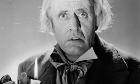 Christmas Curmudgeons - Ebenezer Scrooge