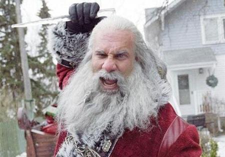 Christmas Curmudgeons - Santas Slay