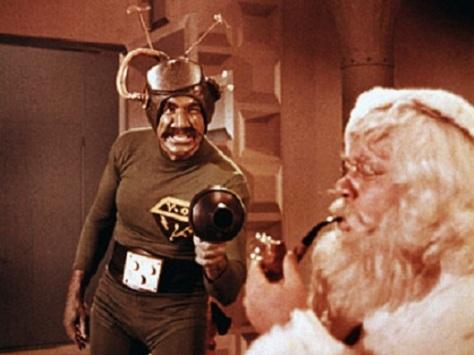 Christmas Curmudgeons - Voldar