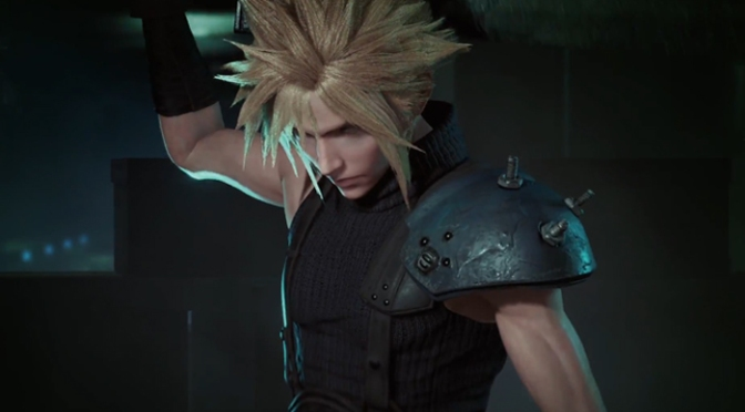 Fans Treated to New Footage and Gameplay of the Final Fantasy VII Remake