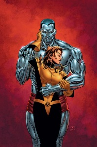 Colossus and Shadowcat