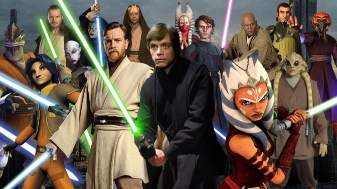 Star Wars 101: Every Jedi in the Star Wars Universe