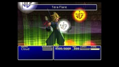 Final Fantasy VII Steam Version
