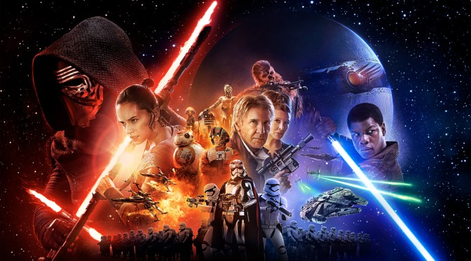The Force Awakens Features Lots of Cameos