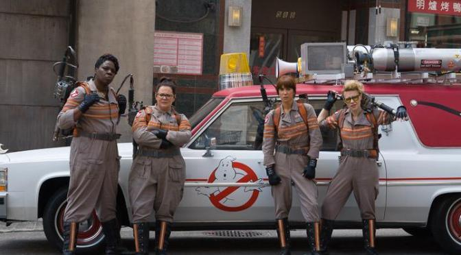 Ghostbusters: First Official Image Reveals The New Team!