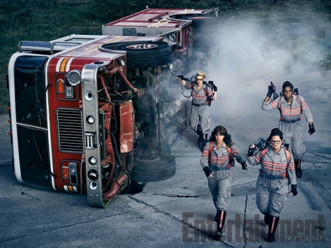 GhostBusters New Image