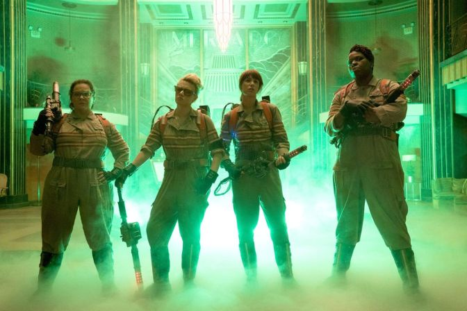Ghostbusters: Character Posters and New Villain Details Revealed!