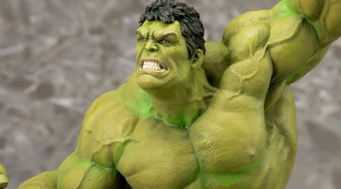 GB's Kotobukiya Hulk ArtFX+ Statue Giveaway!