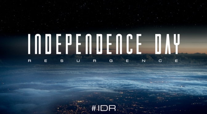 Independence Day Sequel Sans Will Smith Blows up World with First Trailer