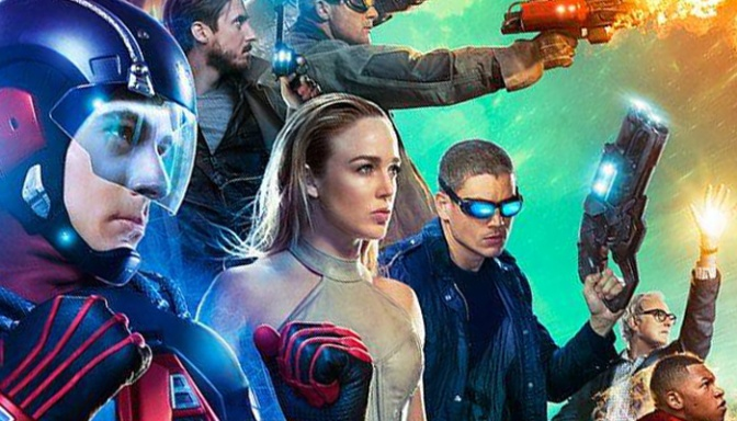Get Amped for DC's Legends of Tomorrow With New Poster and Trailer