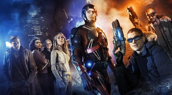 The CW Releases Character Posters for Legends of Tomorrow