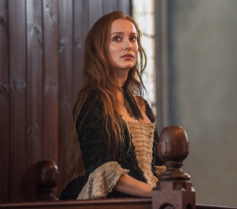 Verbeek on Outlander (Starz)