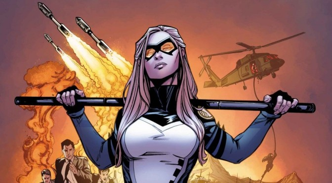 Marvel's Gonna Bring You A Mockingbird