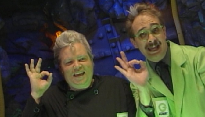 MST3K Announces New Mad Scientist & Henchman