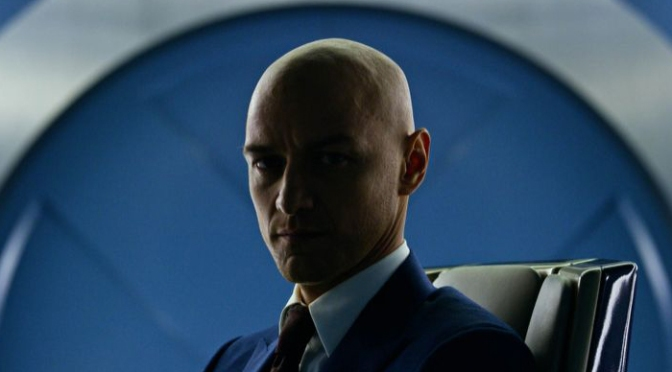 X-Men Apocalypse Trailer: Bringing Bald Back