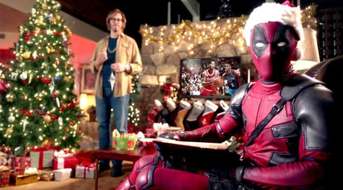 Deadpool Releases New TV Spots and IMAX Trailer