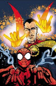 Spidey and Doc Strange