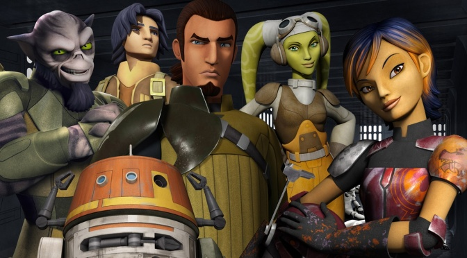 Star Wars Rebels Renewed for Third Season