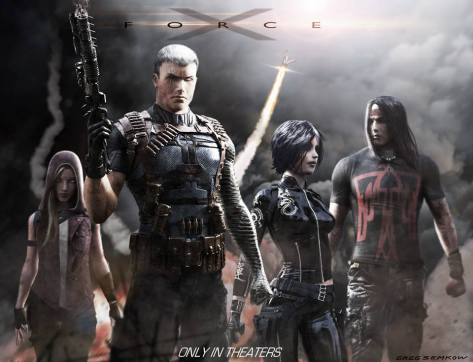 X-Force Concept