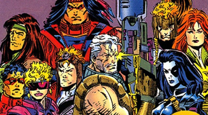 X-Force: Possible Team Lineup Revealed?